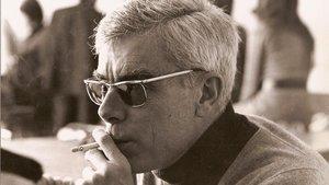 El poeta Gabriel Ferrater.