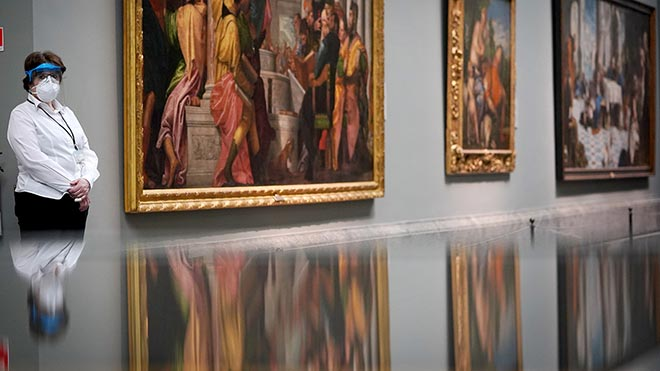 El Prado reobre aquest dissabte amb un nou itinerari