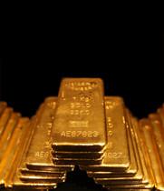 La imatge mostra un quilo d'or.