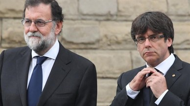 Puigdemont rescata a Rajoy