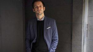 Raúl Arévalo, fotografiado esta semana en Madrid
