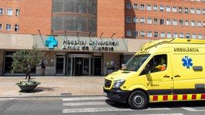 Hospital Arnau de Vilanova de Lleida.