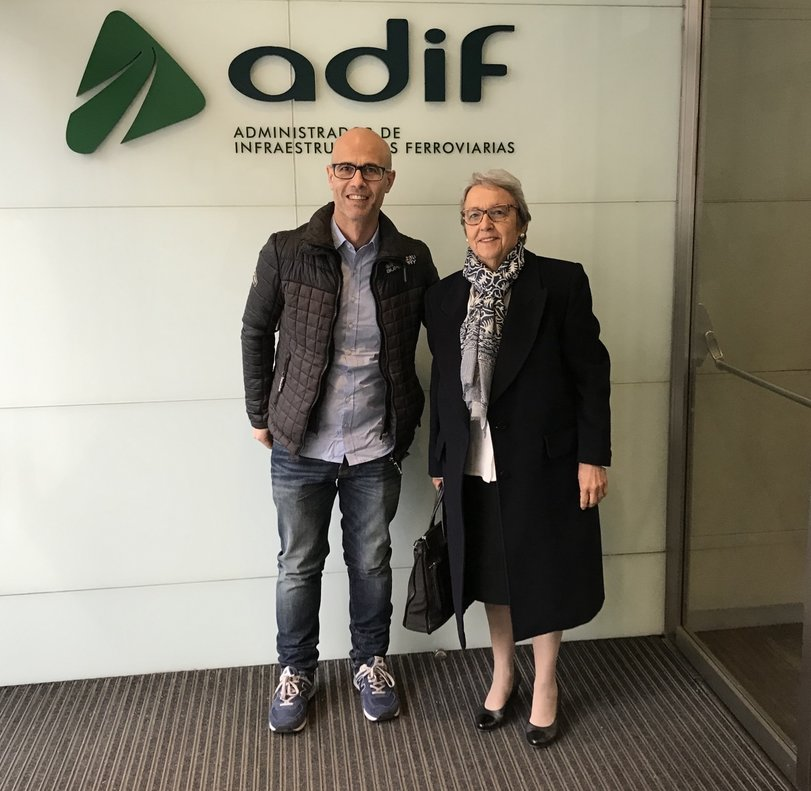 Parets del Vallès reclama a Adif la modernització de l'estació de Renfe