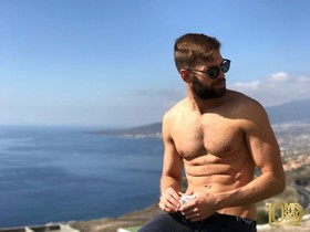 Ricardo Tacoronte Castro, cabo de la Armana y nuevo Mister Gay.