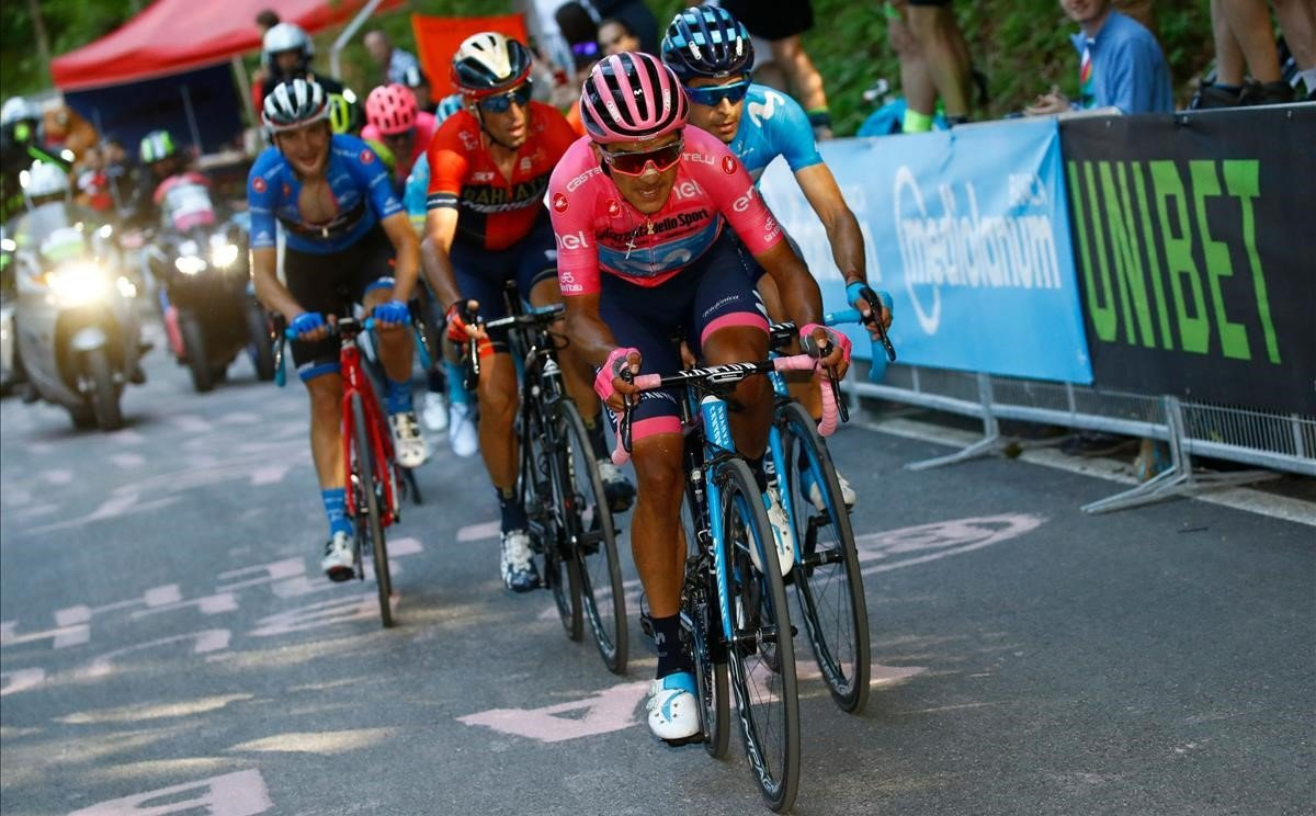 Giro De Italia 2020 Perfiles De Todas Las Etapas Del Recorrido