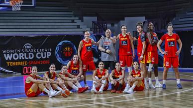 España afronta el reto de colgarse una medalla en su Mundial