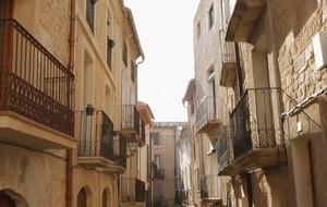 Una imagen del reportaje de Sense ficció, Benvinguts al poble.