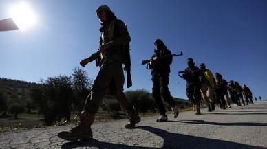 Turquía toma el control de la ciudad siria de Afrín