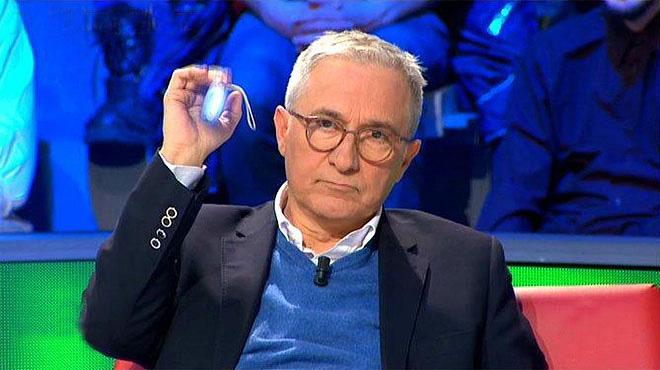 Xavier Sardà, con una linterna que dura 1.000 años (La Sexta).