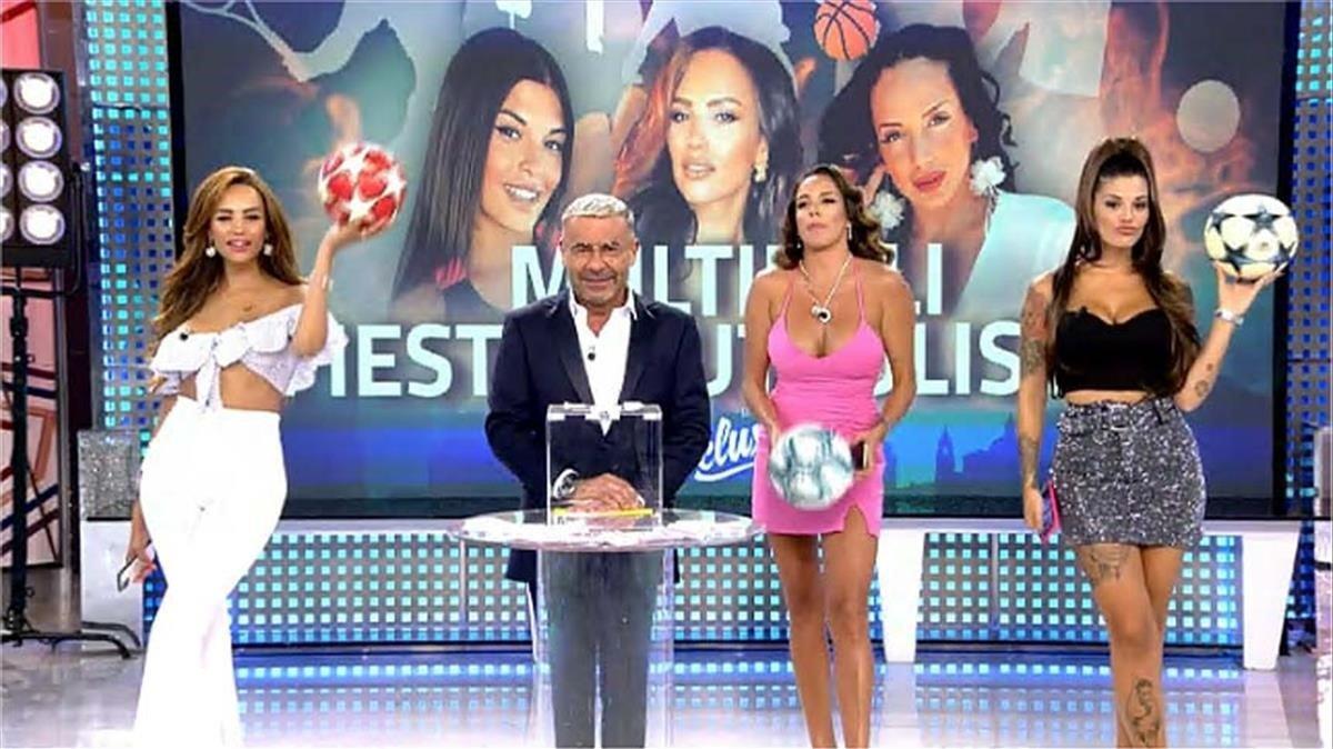 Entretenimiento balompédico en Tele 5.