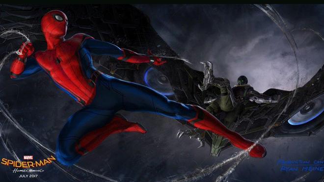 Tráiler de Spiderman: Homecoming oficial y en castellano, que se estrenará el 7 de Julio del 2017.