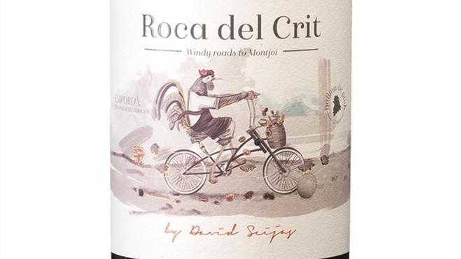 La Roca del Crit 2016, un vino de sumiller