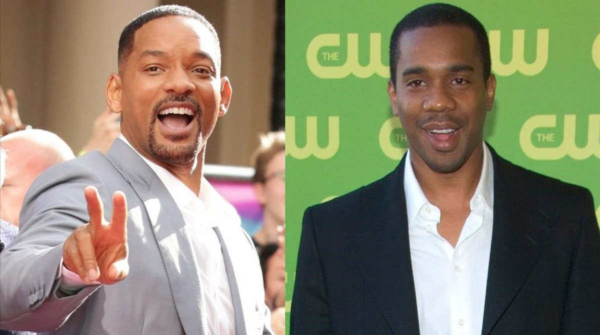 Will Smith y Duane Martin.