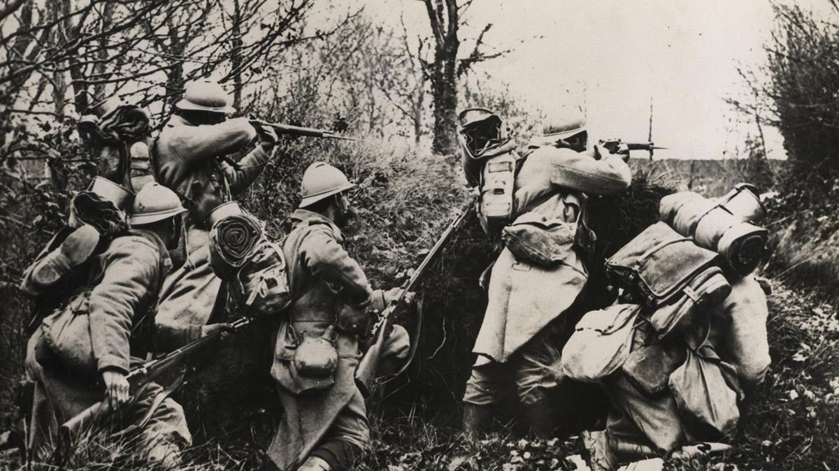 'Los desertores': empatia amb la carn de canó de la primera guerra mundial