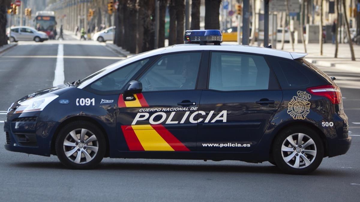 Detingut un estafador a Rubí que venia material de construcció inexistent