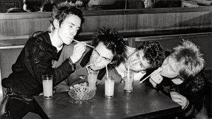 Los Sex Pistols, en los tiempos de su (corto) apogeo.