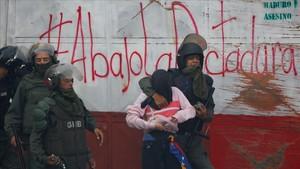 L'ONU acusa la policia veneçolana de «tortures» i abús de la força