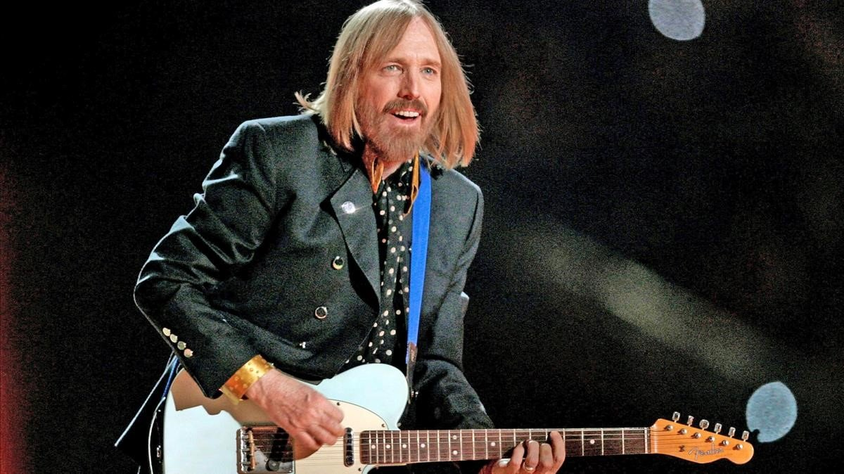 El músico Tom Petty.