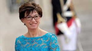 Una exministra francesa, presidenta temporal de Air France-KLM