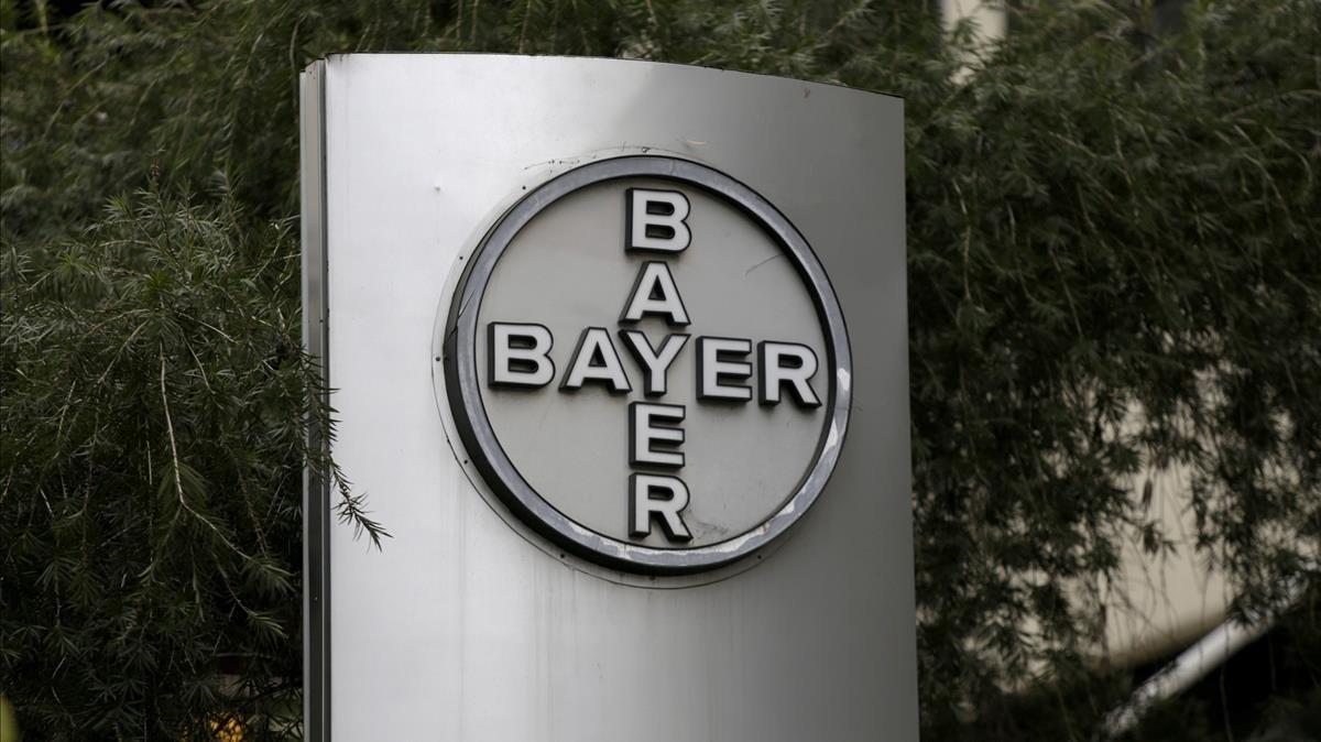Imagen corporativa de Bayer.