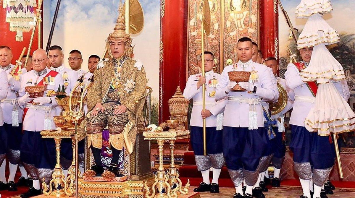 El rei Vajiralongkorn, una incògnita per a Tailàndia