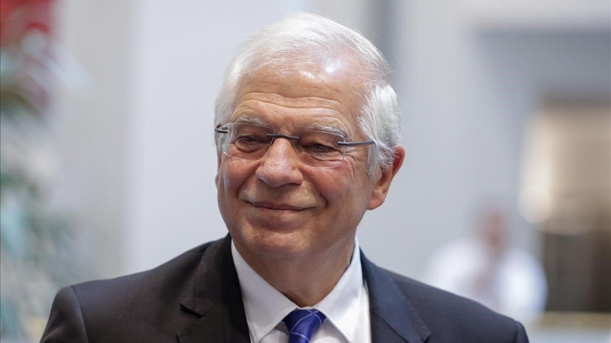 Borrell renuncia a ser eurodiputat per la incertesa de la investidura