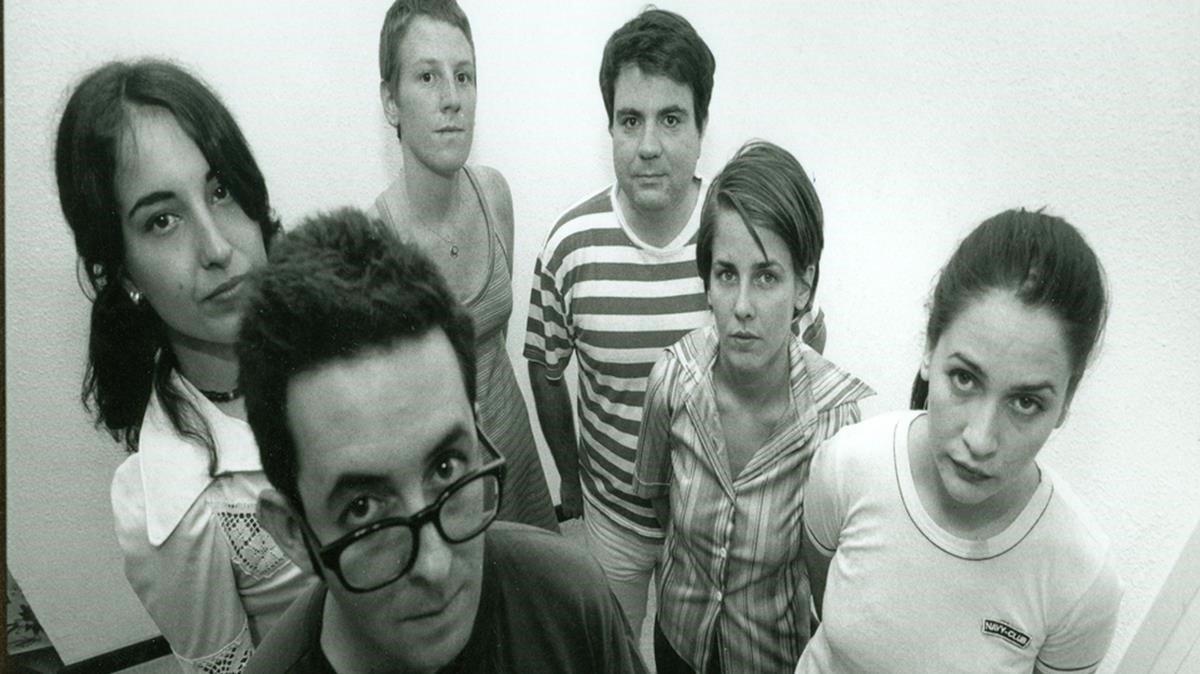 Mor als 45 anys Inés Bayo, vocalista original de Los Fresones Rebeldes