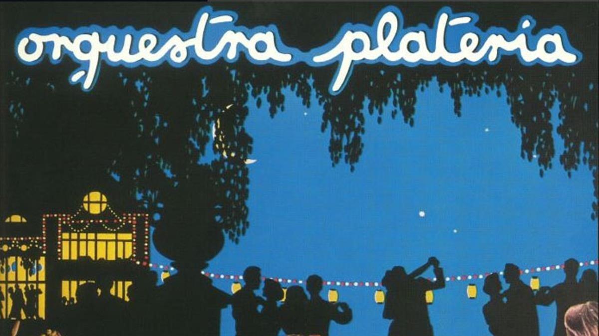 'Orquestra Plateria': todas las fiestas mayores de 1978