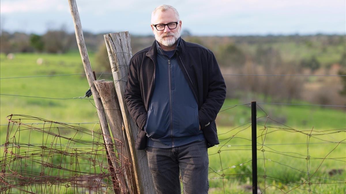 El escritor y 'showrunner' Tom Perrotta.