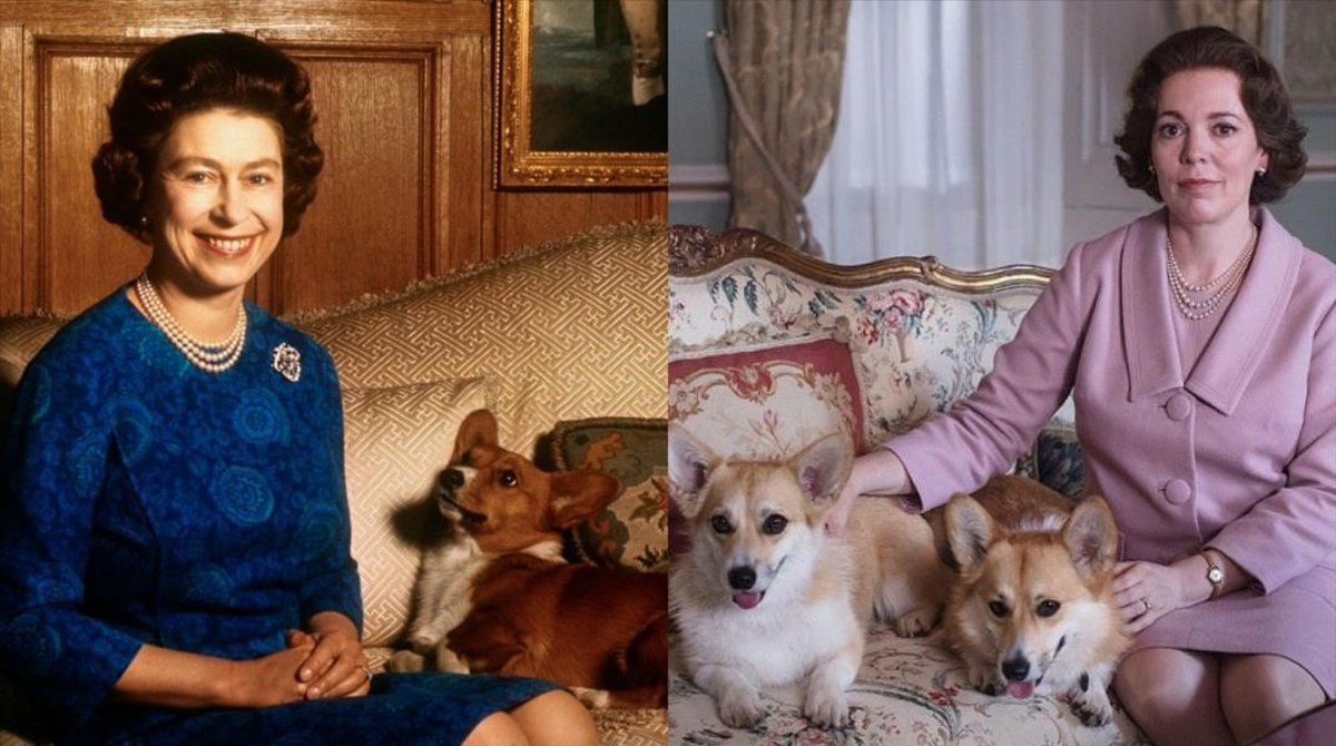 Netflix salva a la Reina