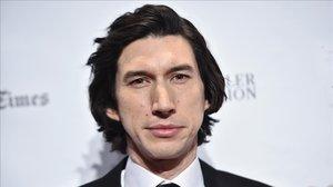 Adam Driver, en los premios Gotham, el pasado 2 de diciembre en Nueva York.