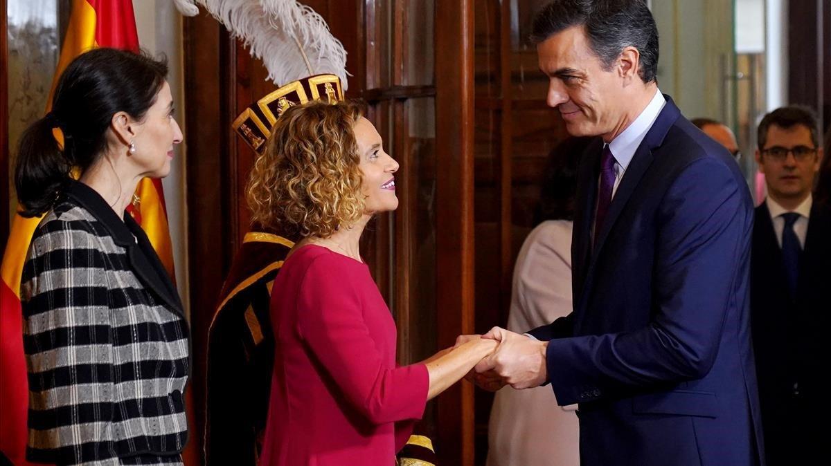 Un Sánchez audaç entre la presidència i el pla b