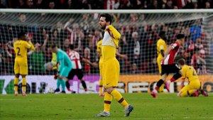 Williams elimina el Barça de la Copa en el temps afegit (1-0)