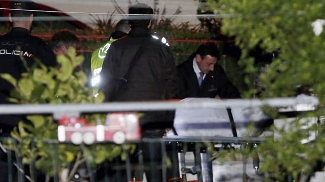 Explosión en una vivienda de Redondela causa la muerte de una mujer y de su expareja