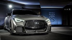 Infiniti Q60 Project Black S 2017