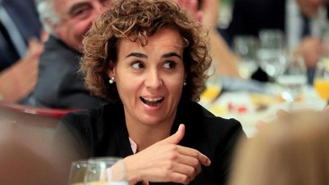 Dolors Montserrat, candidata del PP a les eleccions europees