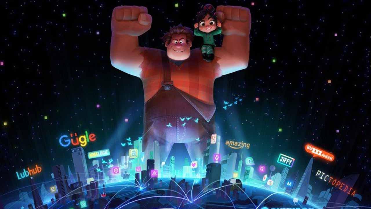 'Ralph rompe internet': un viatge animat al cor de la xarxa