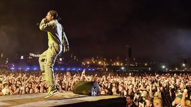 A$AP Rocky, disparos al aire en el Primavera Sound