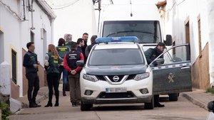 Luciano M., investigat per la mort de Laura Luelmo, era a la presó quan ella va ser segrestada