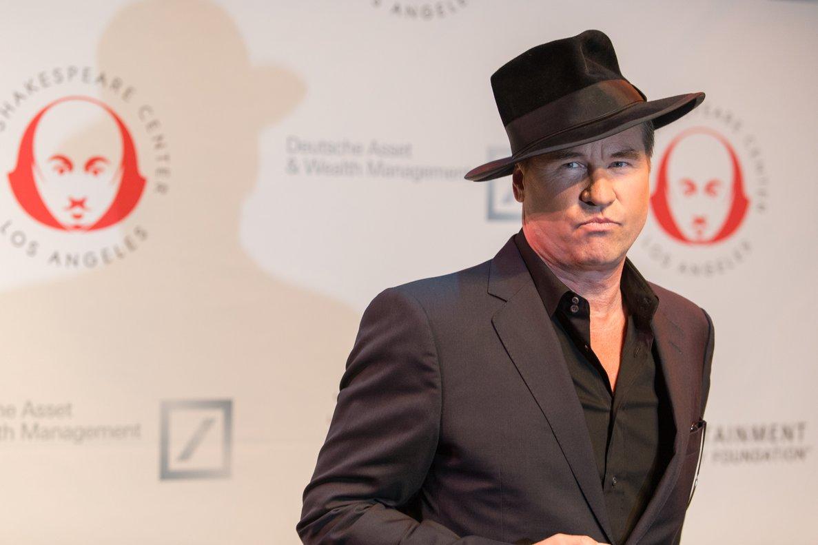 El actor Val Kilmer, en una imagen del 2013.