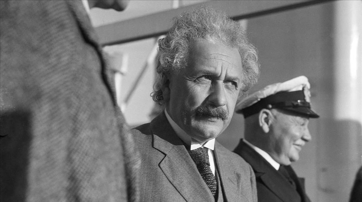 Albert Einstein, en una imagen de archivo.