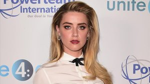 Amber Heard, en la gala Unite 4: Humanity.