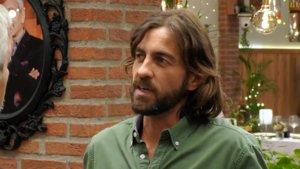 Antonio en 'First Dates'.