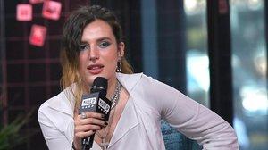 Bella Thorne en una imagen de archivo.