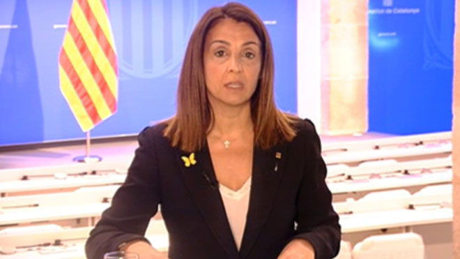 Torra posposa 'sine die' l'avanç electoral
