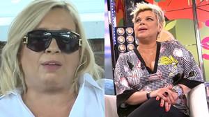 Carmen Borrego i Terelu Campos responen a les crítiques després del seu canvi radical