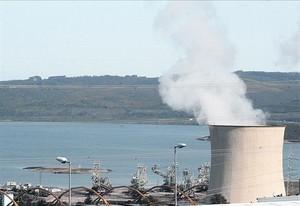 La central tèrmica d'As Pontes, a la Corunya, una de les instal·lacions incloses en la directiva europea.