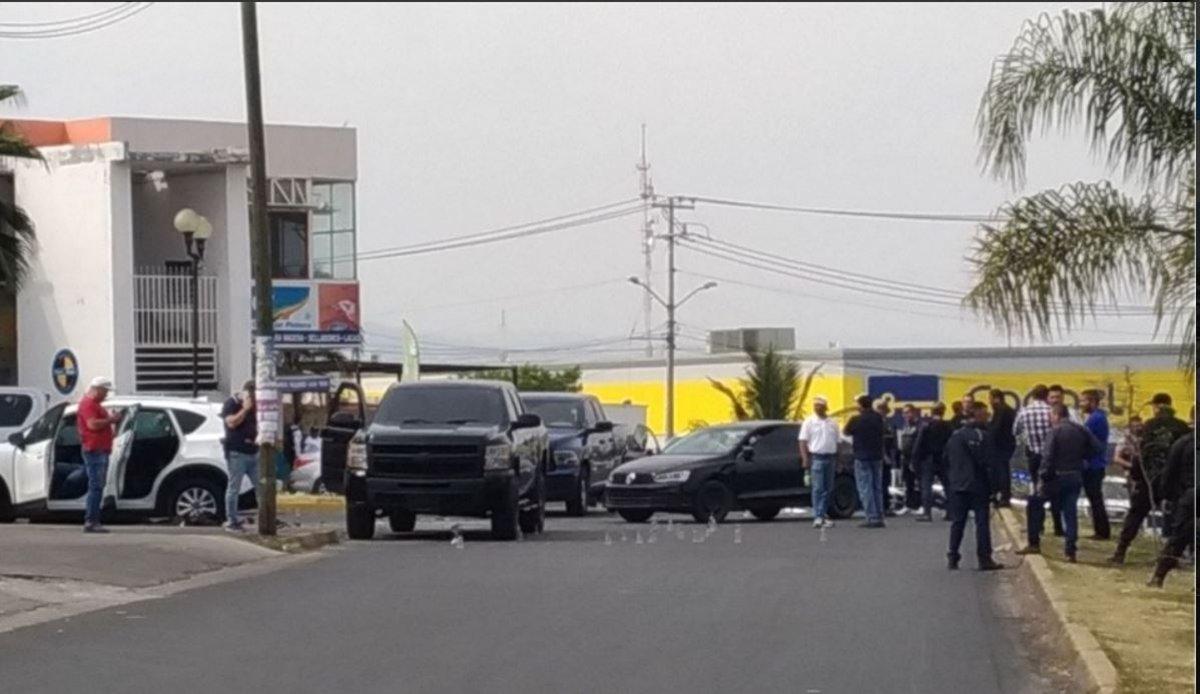 Fallecen 5 personas en la captura de un capo de las drogas en México