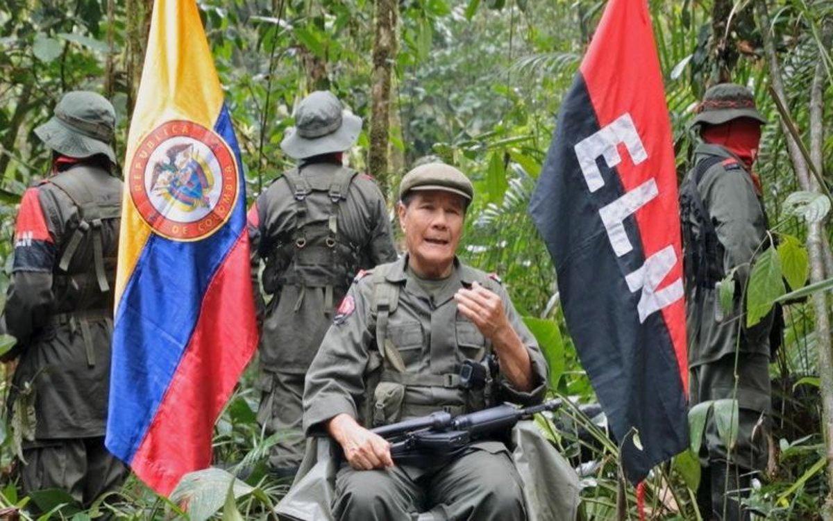 Colombia pide formalmente a Cuba extradición de máximo líder del ELN