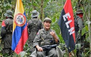 Nicolás Rodríguez Bautista, líder del Ejército de Liberación Nacional de Colombia.